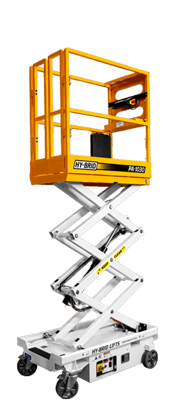 PA-1030 Push-Around Scissor Lift